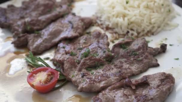 Zebra maso steak Jižní Afrika kuchyně hra maso