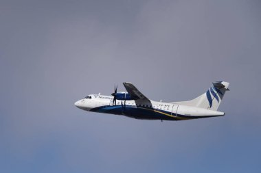 ATR 42-500 VQ-BPE Nordstar.