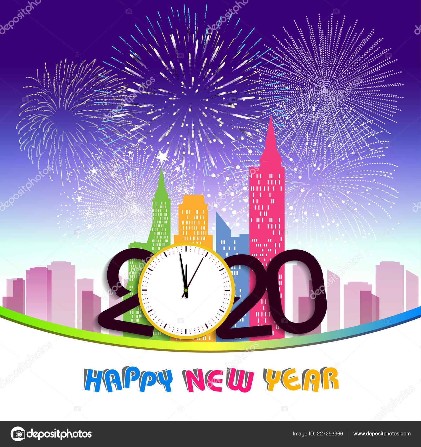 new years 2020