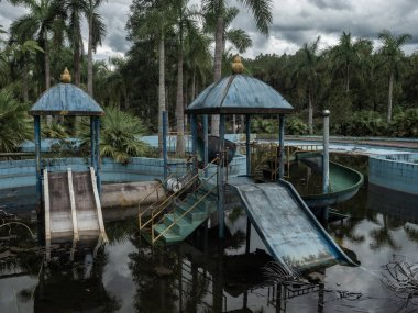Vietnam Hue Water Park Lost Place