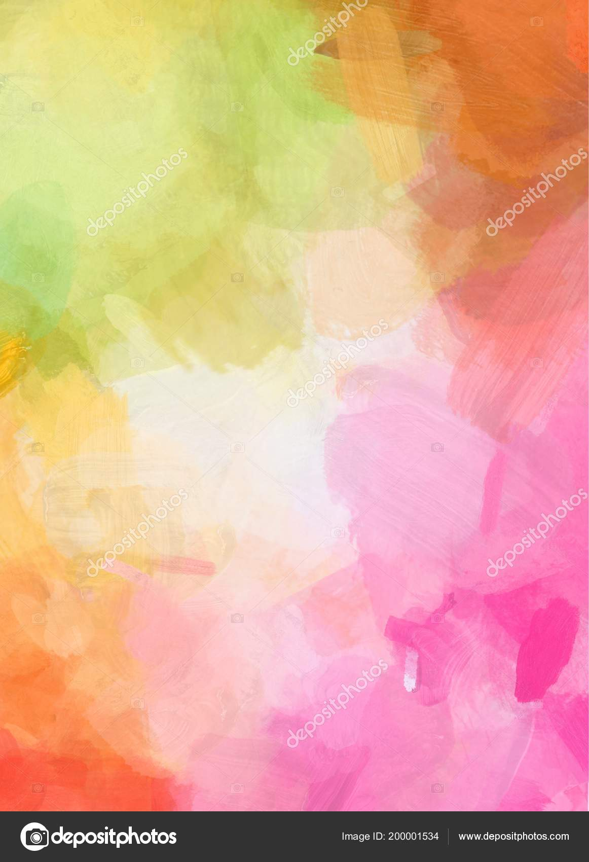 Abstract Background With Pastel Elements Backdrops For Blog