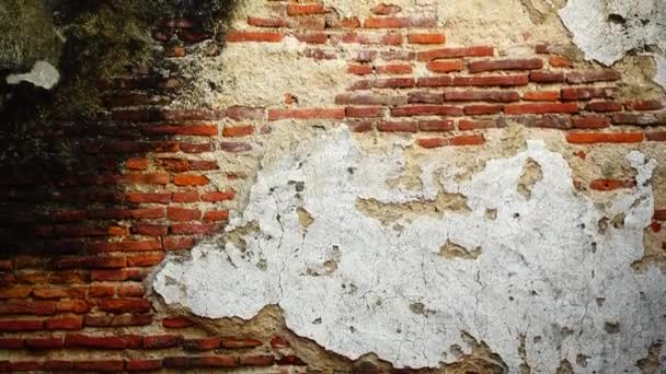 4K Grungy urban background of a brick old more than 150 years grungy texture grey concrete wall texture patterns vintage backgound