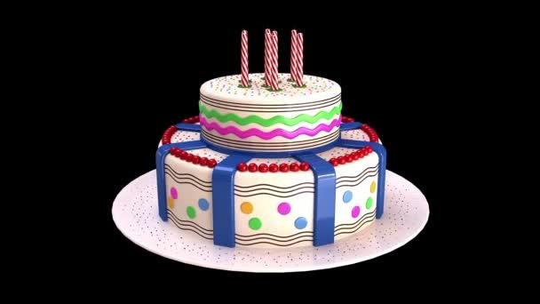 Születésnapi torta segíthet a reális és lenyűgöző megjelenés.
