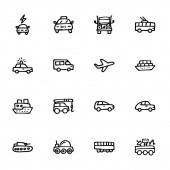 handgezeichnete Icons - Doodles, Vektor