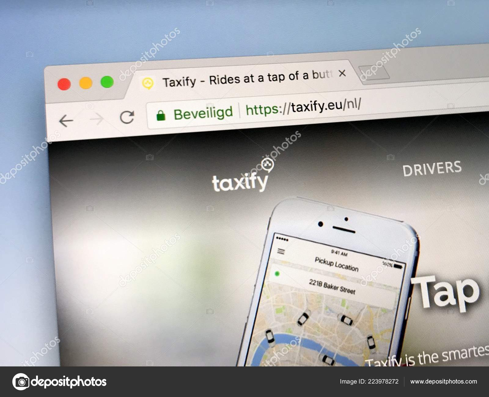 TAXIFY DRIVER GRATUIT