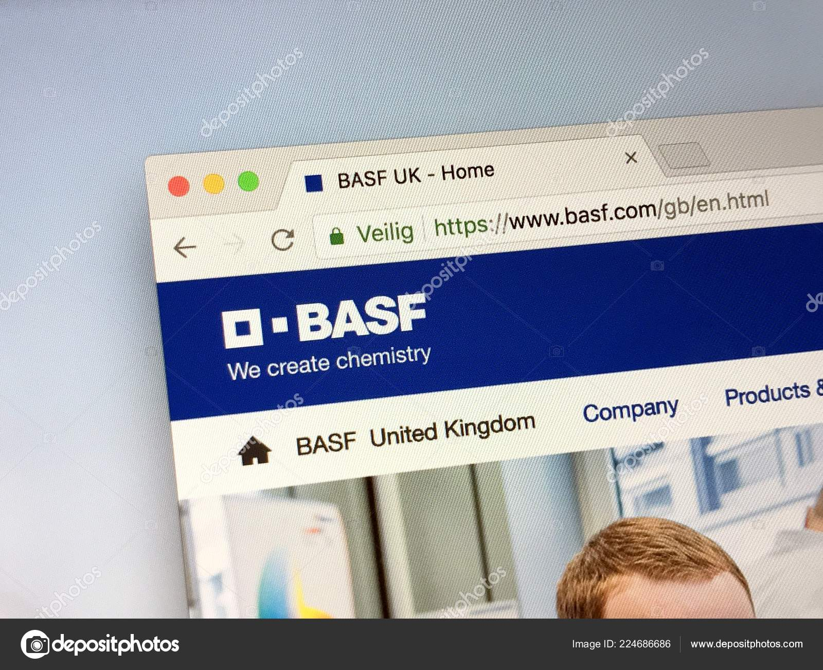 Amsterdam Netherlands May 2018 Official Homepage Basf German