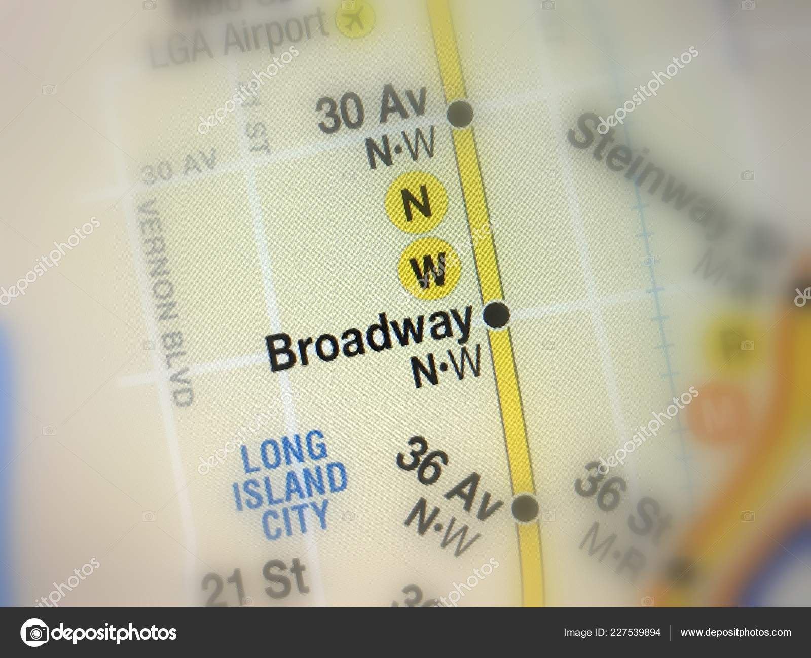 Broadway Subway Map.Amsterdam Netherlands November 2018 Map Broadway Subway Metro