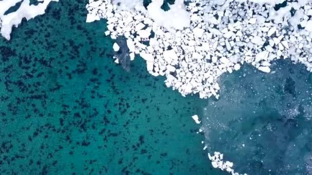 Climate change, ice melting