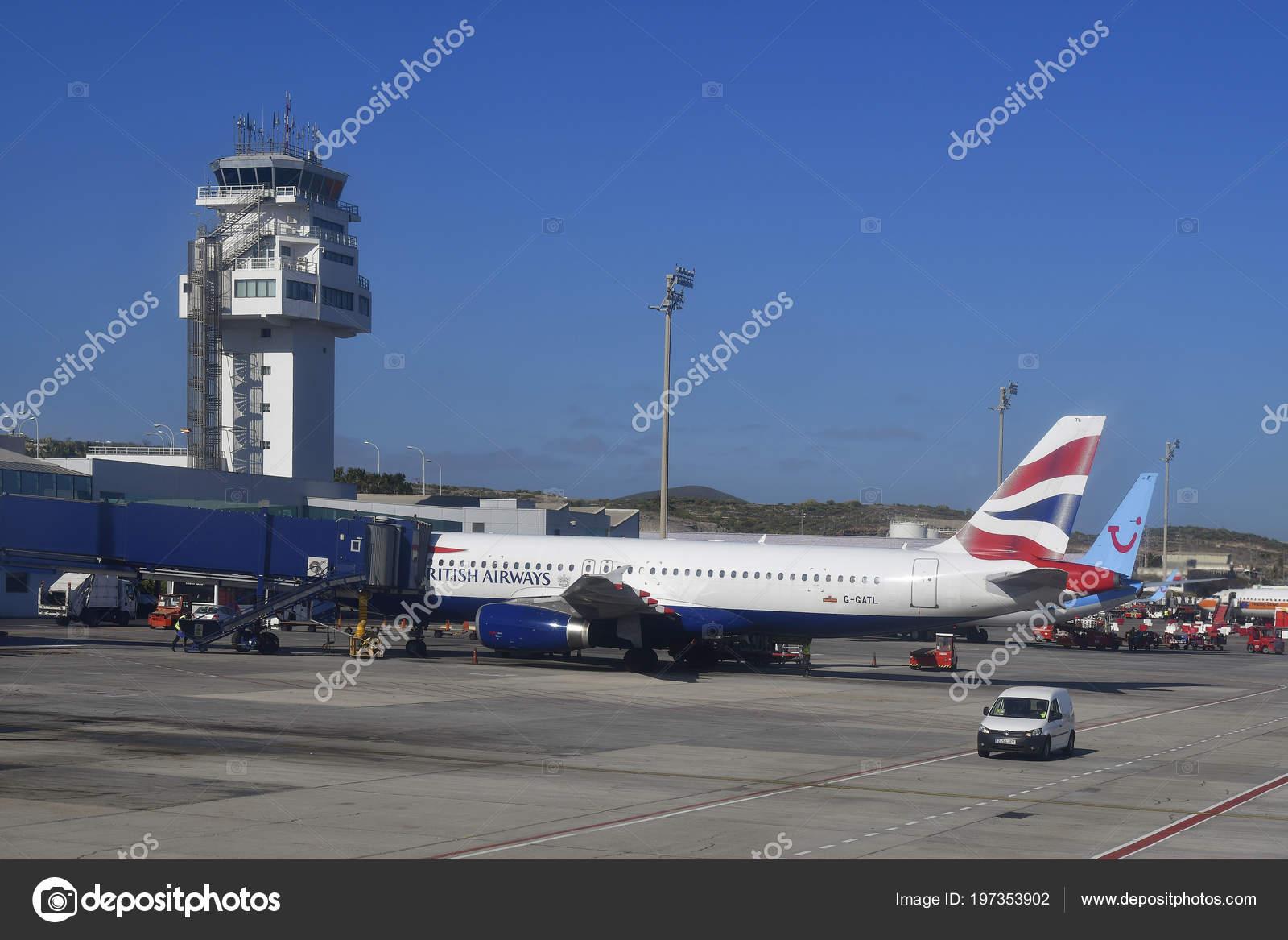 aeroport ile des canaries