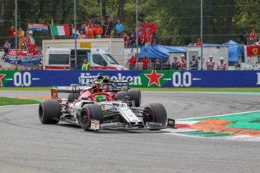 Formula 1 Championship Grand Prix Heineken Of Italy 2019 - Sunday - Gara