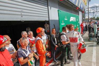 Formula 1 Championship Grand Prix Heineken Of Italy 2019 - Sunday - Podio