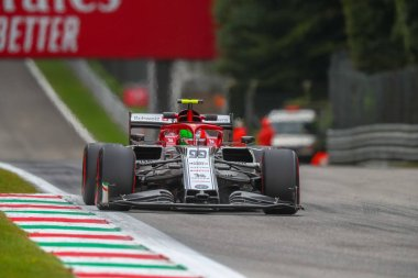 Formula 1 Championship Grand Prix Heineken Of Italy 2019 - Friday - Free Practice 1 And 2