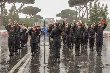 Marathon Xxv Maratona Internazionale Of Roma