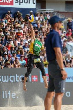 Beach Volley Gstaad Major 2019 - Day 5 - Men Finals