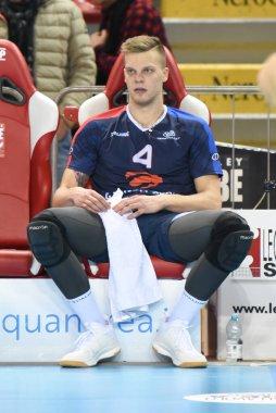 dzavoronok donovan (vero volley monza) during Italian volleyball Superlega Serie A season 2019/2020 at the  in civitanova marche, Italy, January 01 2020 - LM/Roberto Bartomeoli