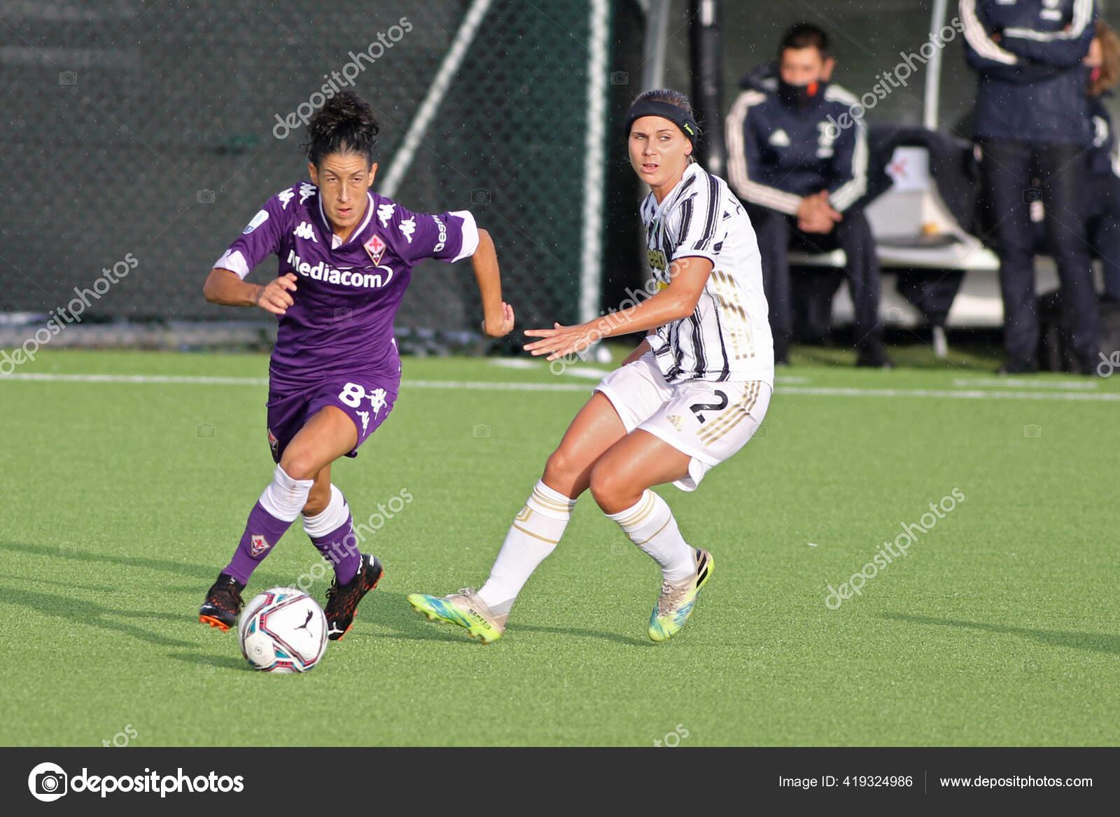 Claudia Pires Neto Fiorentina Juventus Acf Fiorentina Femminile Turin Italy  – Stock Editorial Photo © livephotosport #419324986
