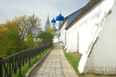 Bogolyubsky Convent in the Vladimir Region, Russia.