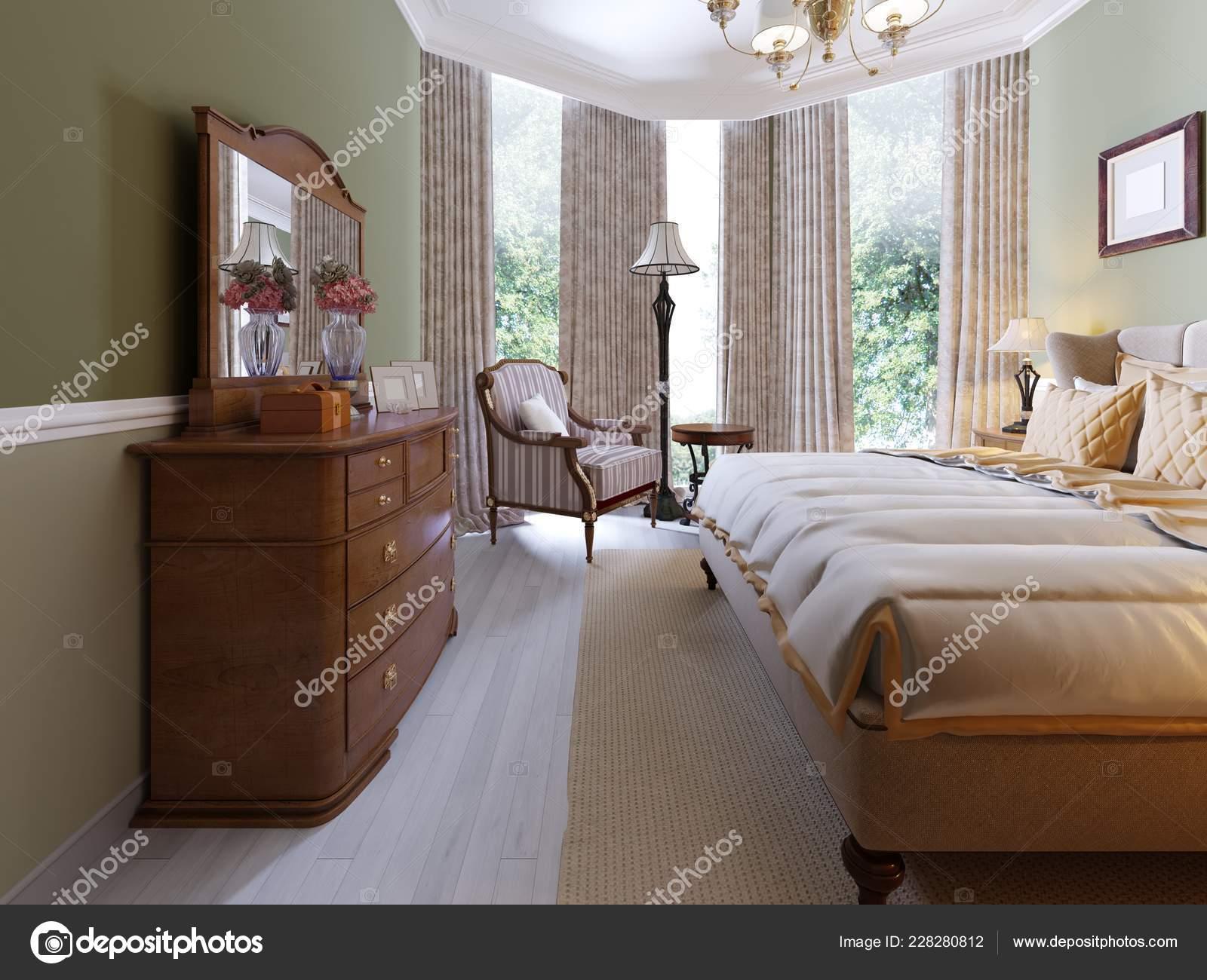 Moderno Classico Tradizionale Camera Letto Interior Design ...