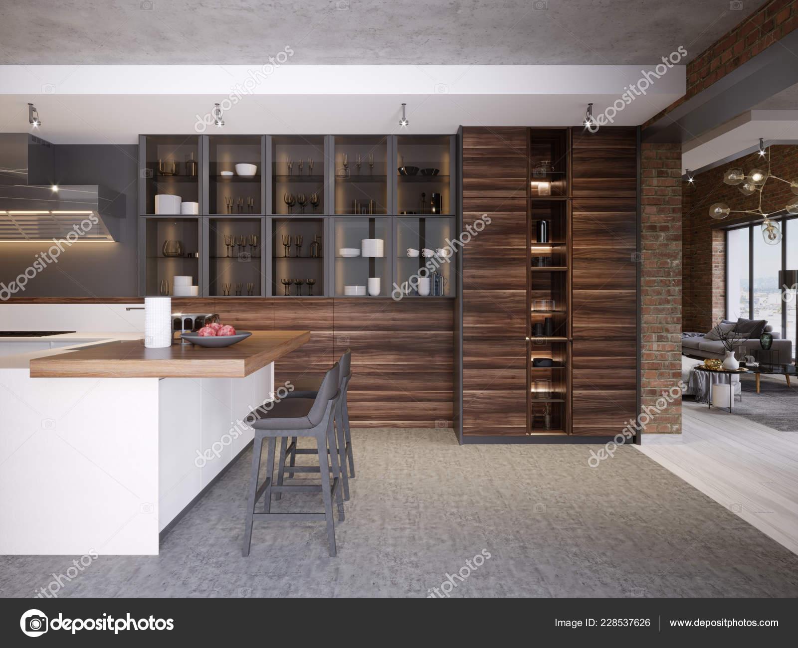 Style De Veranda Moderne modern design kitchen interior contemporary style