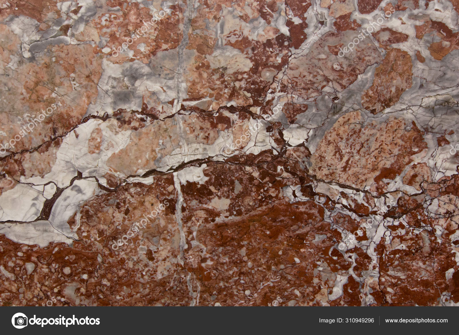 Beige Red Brown Abstract Marble Texture Background Stock Photo C Viktor108 310949296
