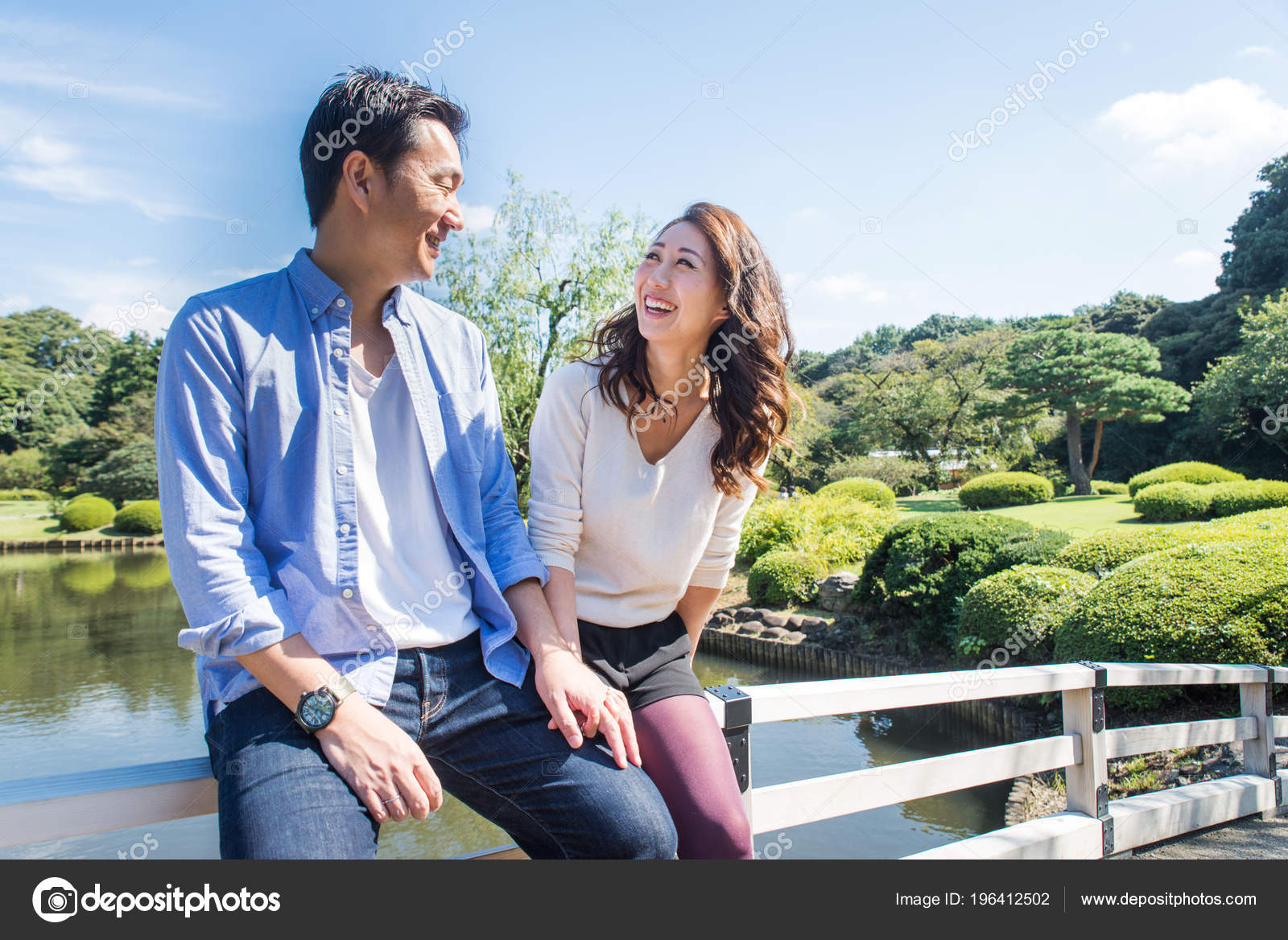 dating a japanese man
