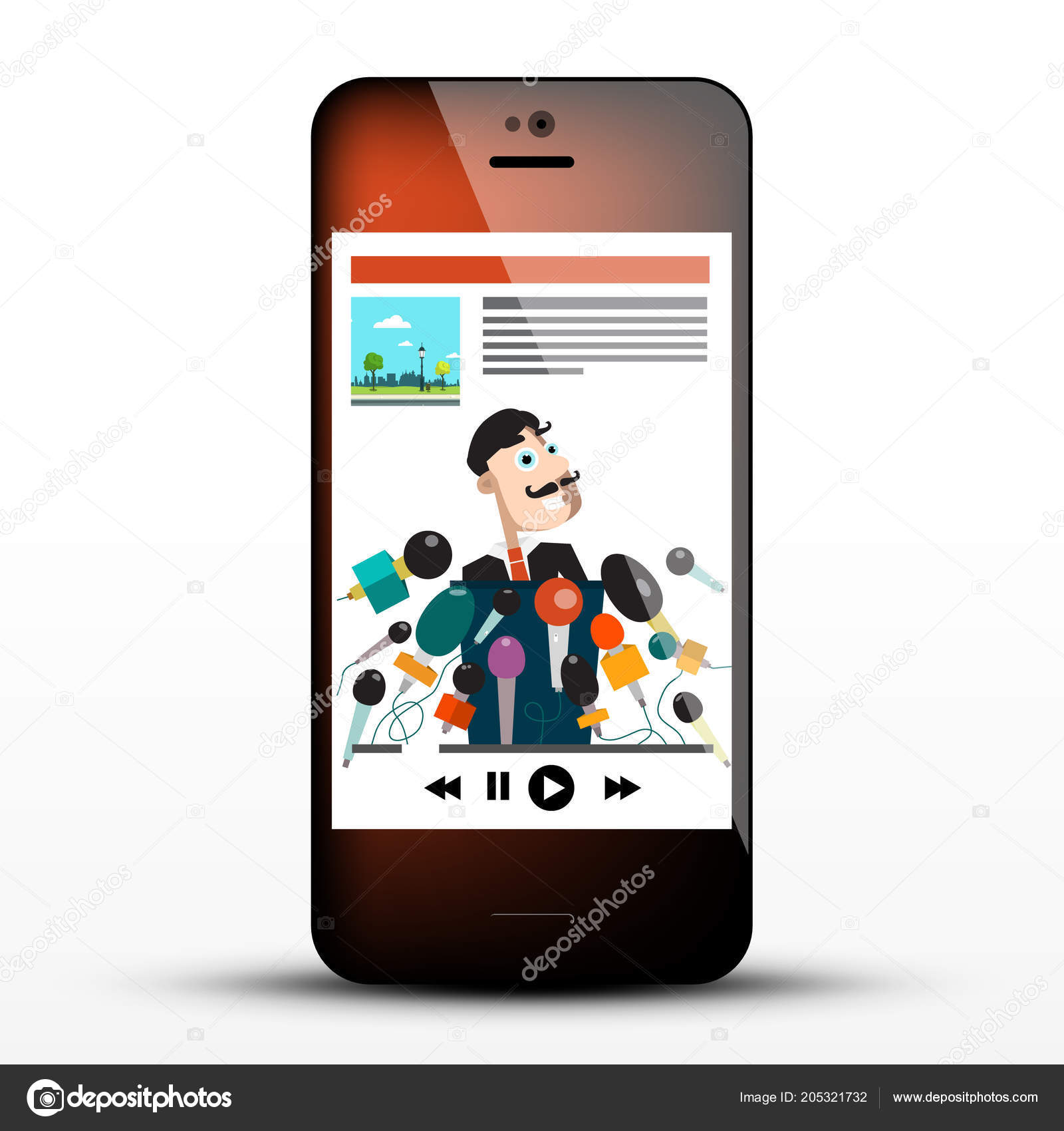 Internet phone app