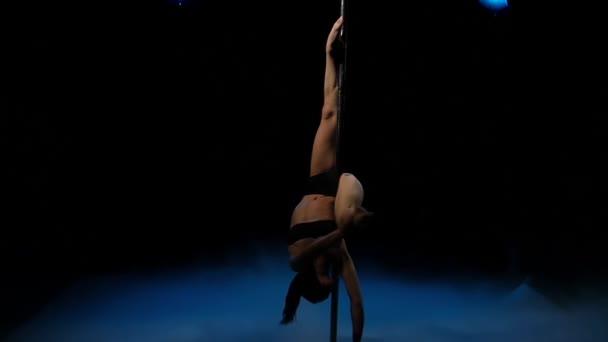 Striptease dance