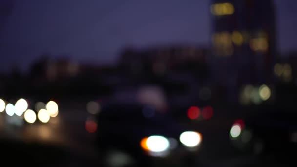 Rozostření automobilových světlometů a koncových světel