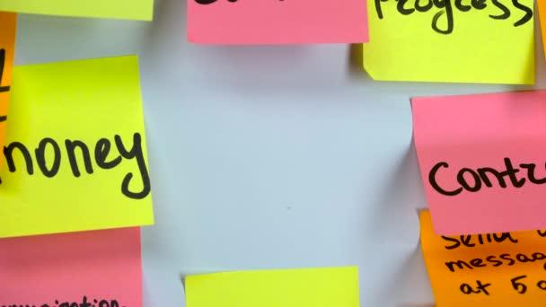 Felirat-ra egy böllér tészta-ra egy fehér tábla matrica szabályokról