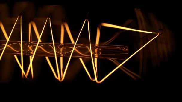 Žárovky - makro snímek