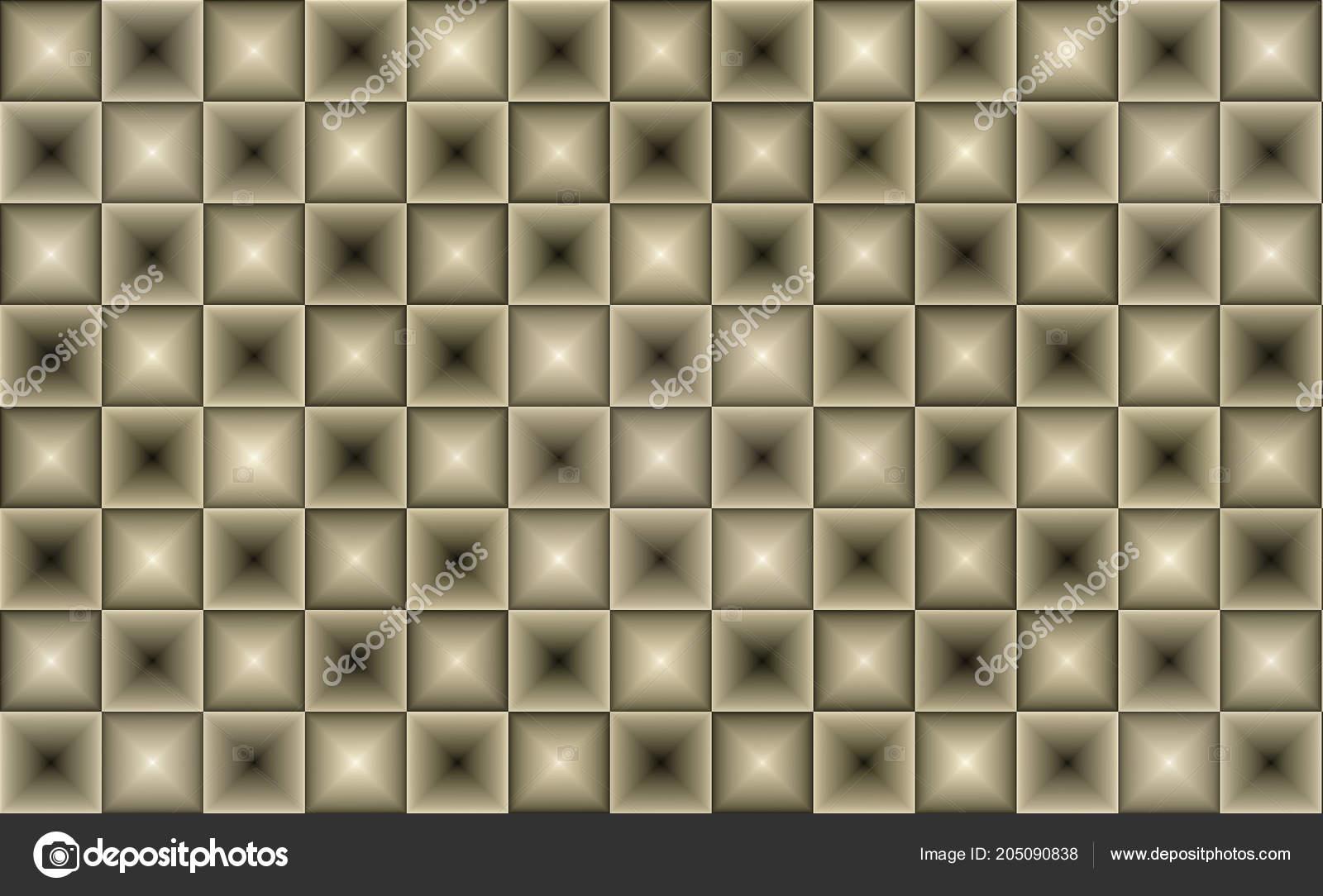 Sfondo Bianco Nero Con Motivo Quadri Foto Stock Zprecech 205090838