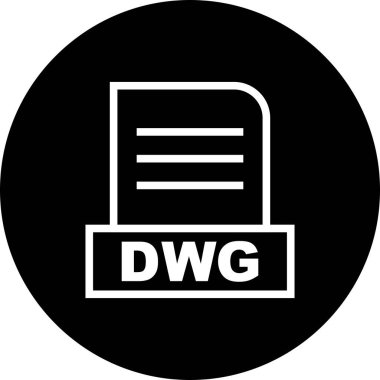 Vector DWG  file icon