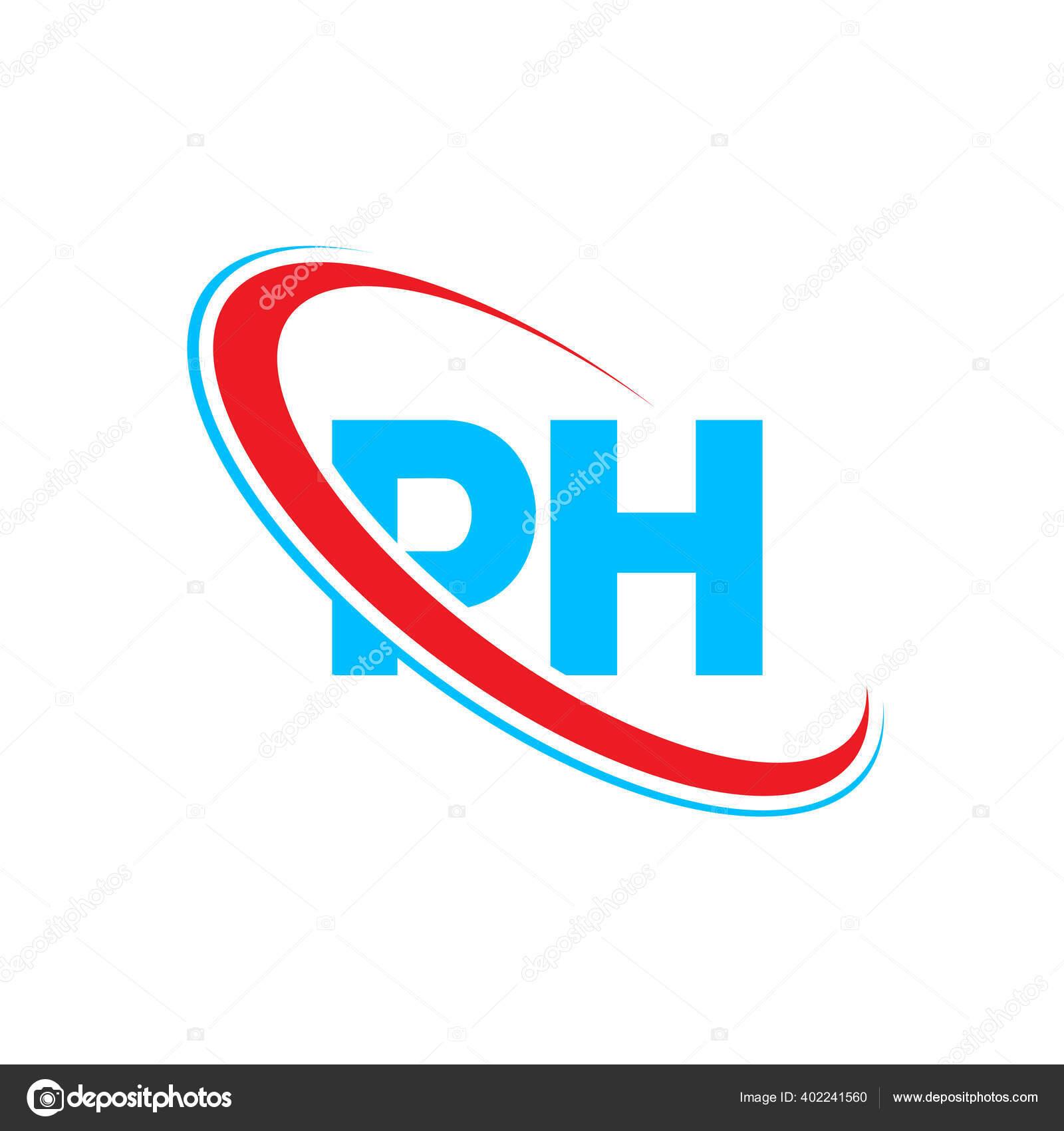 Desain Logo Huruf Huruf Awal Menghubungkan Lingkaran Atas Logo Monogram Stok Vektor C Mamuntwofiveg 402241560