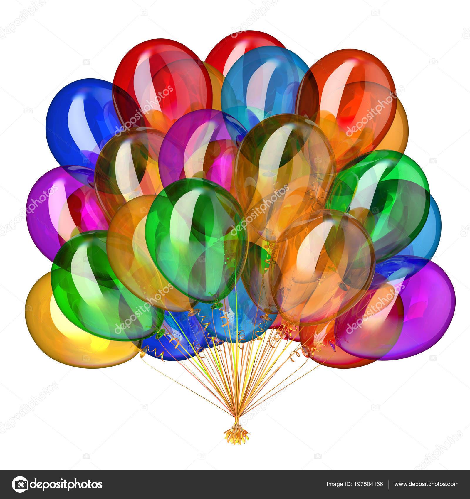 Wielobarwny Balony Party Dekoracje Urodzinowe Kolorowe Balonu Helem