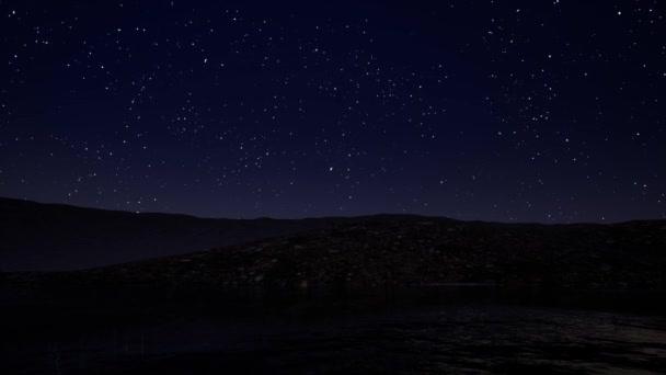 Milky Way és a csillagok éjszaka