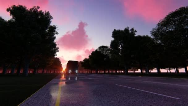 Nákladní dodávky velkých nákladních automobilů