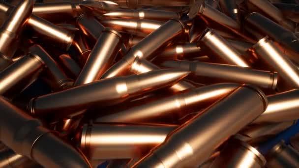 Haufen von Metallkugeln