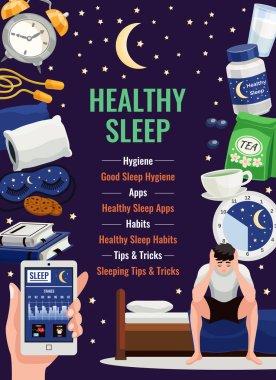 Healthy Sleep Poster