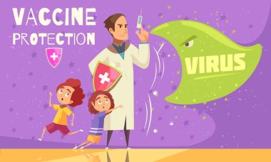 Kids Vaccination Poster