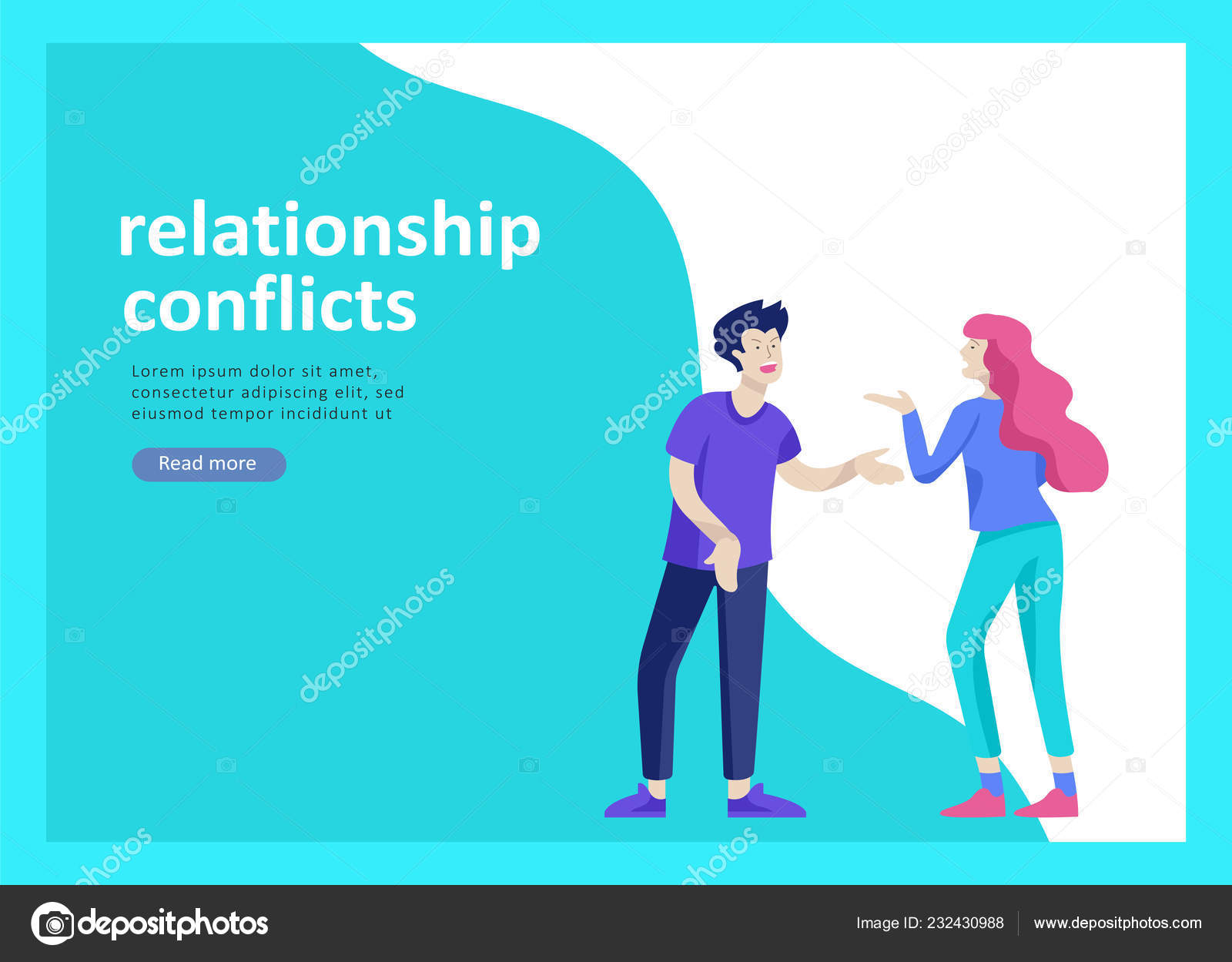 depression relationship problems