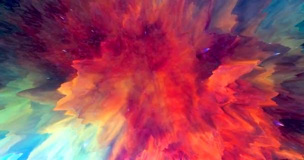 háttér absztrakt színes festék