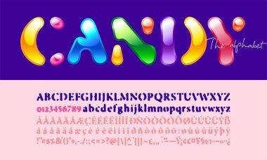 Candy Sans Serif Font