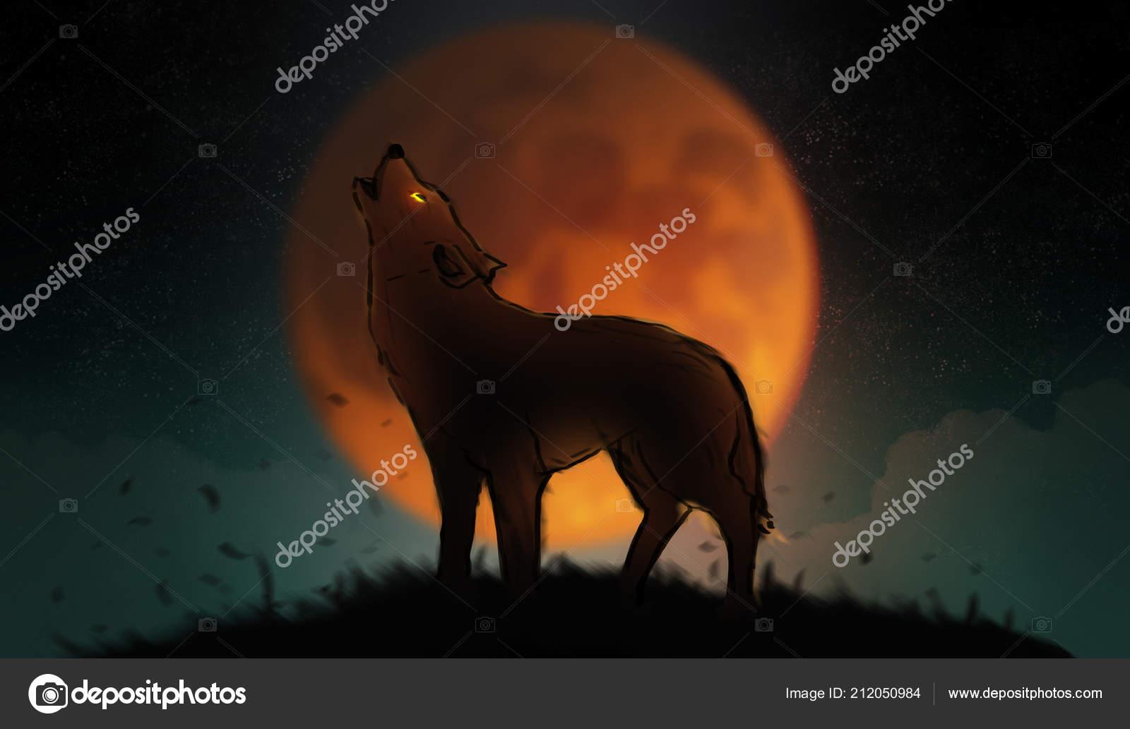 Download 560 Koleksi Background Art Wolf HD Paling Keren