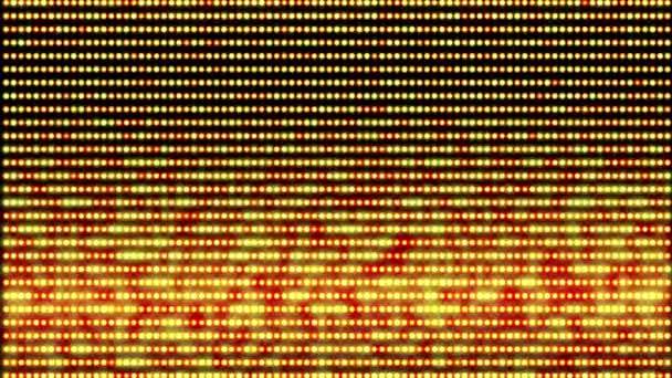 4k animált háttér szimuláló led light panel