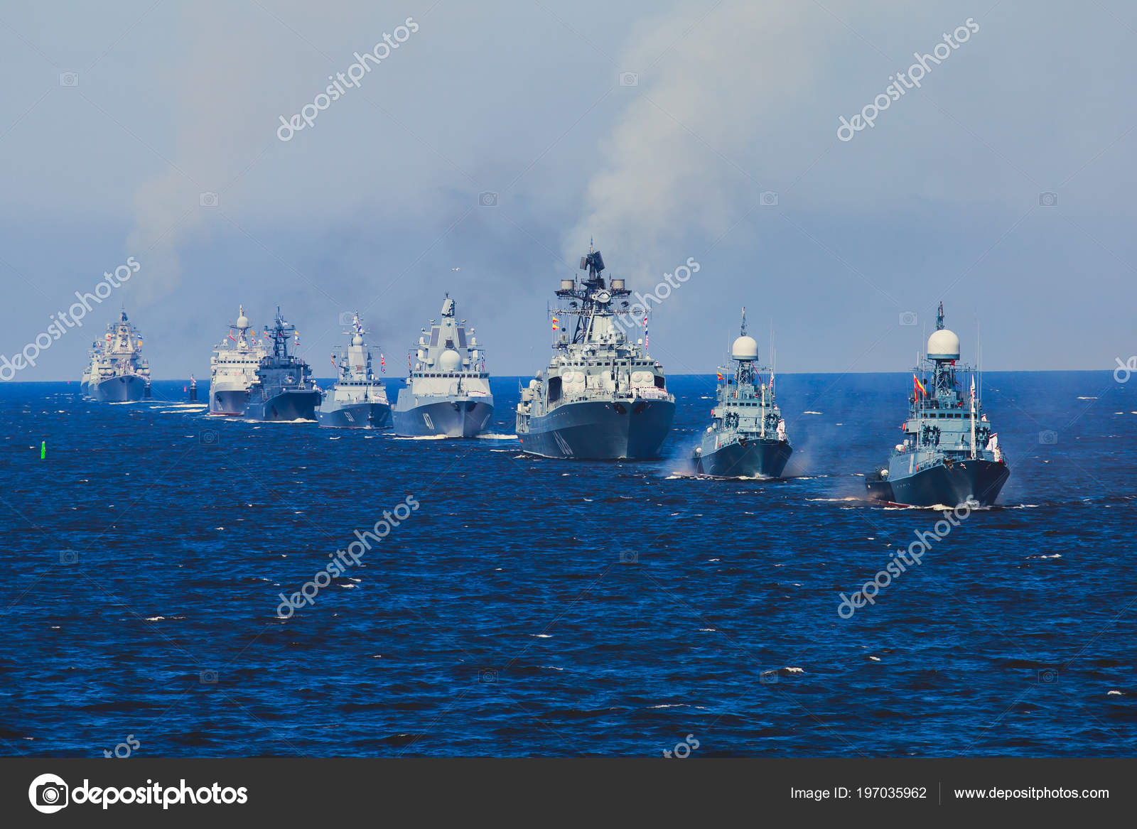 Northern Fleet of Russia. Ships of the Northern Fleet 31