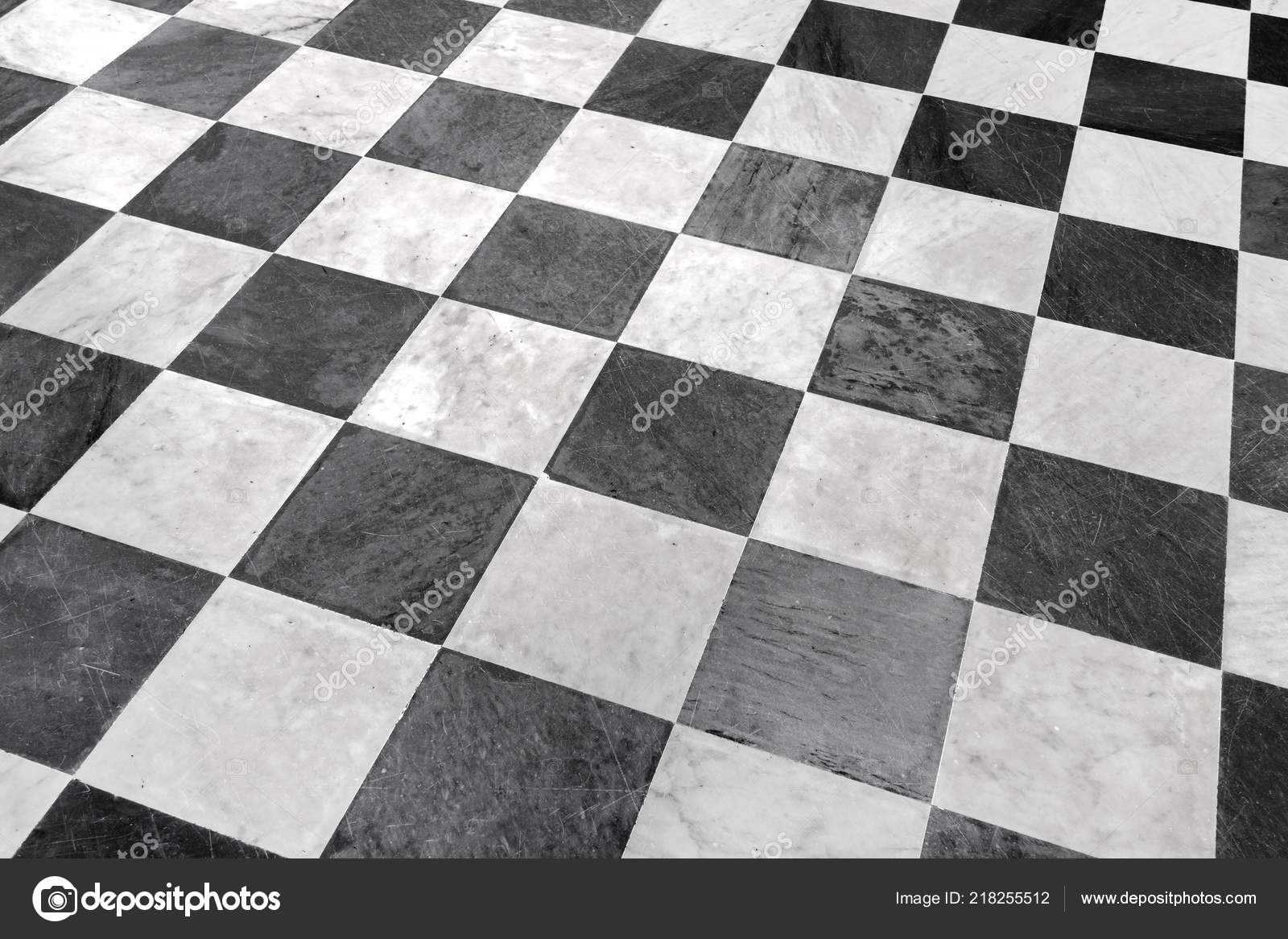 Background Black Checkered Tile Black White Checkered