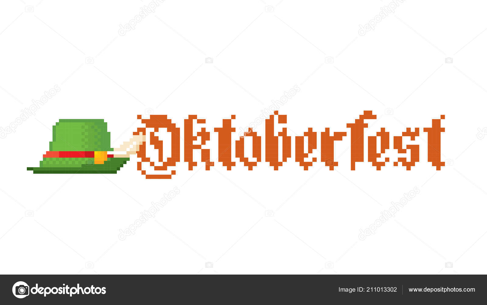 Oktoberfest Logo Beer Festival Vektor Schriftzug Banner Alte