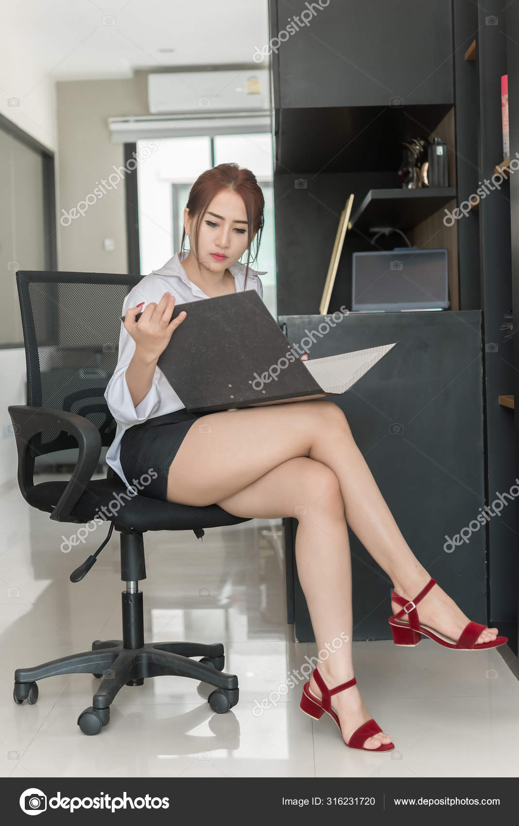 Sexy Asian Stocking Sex