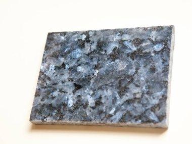 Textured rare mineral stone