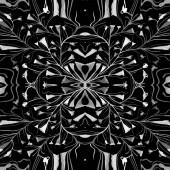 einzigartiges, abstraktes Muster - Vektor